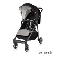 Прогулочная коляска ESPIRO NANO (черный)
