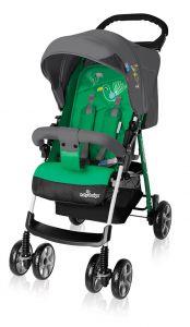 Коляска прогулочная BABY DESIGN MINI NEW цвет зеленый