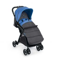 Прогулочная коляска Cam Curvi, цвет: серый +синий