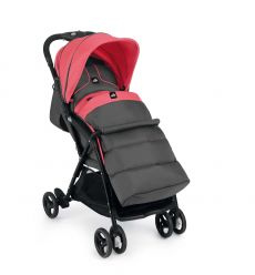 Прогулочная коляска Cam Curvi, цвет: серый+розовый