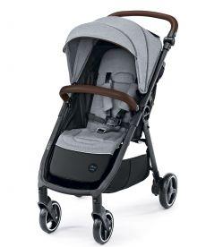 Коляска прогулочная BABY DESIGN LOOK 2020 цвет 27 светло-серый Light grey