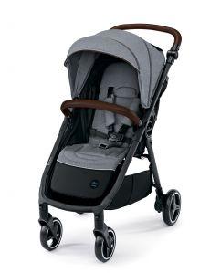 Коляска прогулочная BABY DESIGN LOOK 2020 цвет 07 серый grey