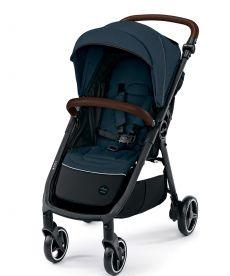 Коляска прогулочная BABY DESIGN LOOK 2020 цвет 03 синий navy