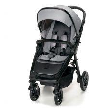 Коляска прогулочная ESPIRO SONIC AIR 2020 цвет 07 серый grey center