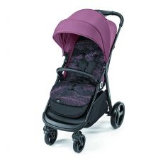 Коляска прогулочная BABY DESIGN COCO цвет 08 розовый pink