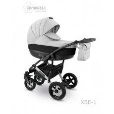 Коляска универсальная CAMARELO SEVILLA NEW 3 В 1 цвет светло-серый 01