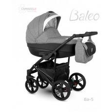 Коляска универсальная CAMARELO BALEO 3 В 1 цвет серый 05