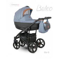 Коляска универсальная CAMARELO BALEO 3 В 1 цвет джинсовый 06