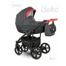 Коляска универсальная CAMARELO BALEO 3 В 1 цвет графит 07