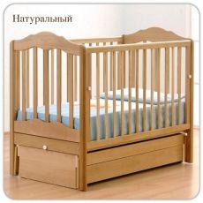 Детская кроватка Гандылян Анастасия с продольным маятником