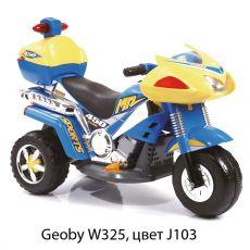 Электромобиль Geoby W325