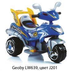Электромобиль Geoby LW639