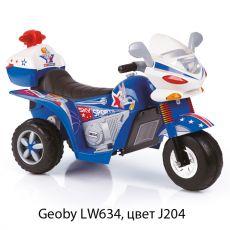 Электромобиль Geoby LW634