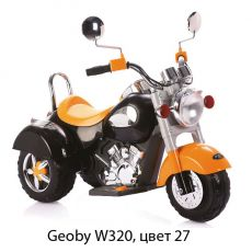 Электромобиль Geoby W320
