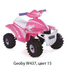 Электромобиль Geoby W437
