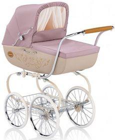Коляска для новорожденных Inglesina Classica на раме Balestrino