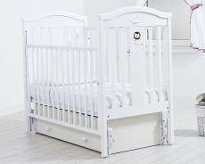 Детская кроватка с маятником Даниэль
