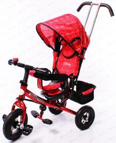 Велосипед 3 -х кол. Stiony SUPER TRIKE  AiR (надувные колеса) арт.919-Т16