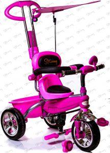 Велосипед 3-х кол. Stiony TRIKE Air (надувные колеса) арт.  XXKR-02