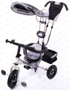 Велосипед 3-х ко л. Stiony SUPER TRIKE AiR (надувные колеса) арт. 919-Т12