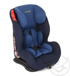 Автокресло Capella S12310, цвет: dress blue