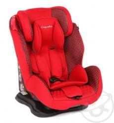 Автокресло Capella S12310 S16W, цвет: красный