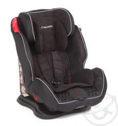 Автокресло Capella S12310, цвет: черный