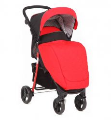 Прогулочная коляска Corol S-8 (красный)