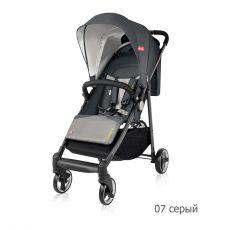Прогулочная коляска ESPIRO NANO (серый)
