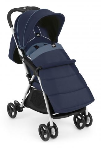 Прогулочная коляска Cam Curvi, цвет: синий