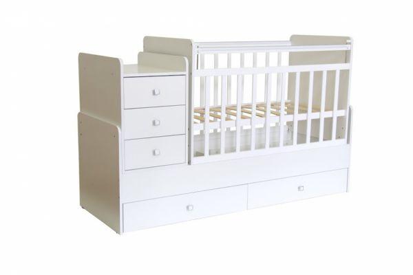 Кровать -трансформер детская Фея 1100