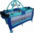 Кровать-манеж Сarmella P08 blue